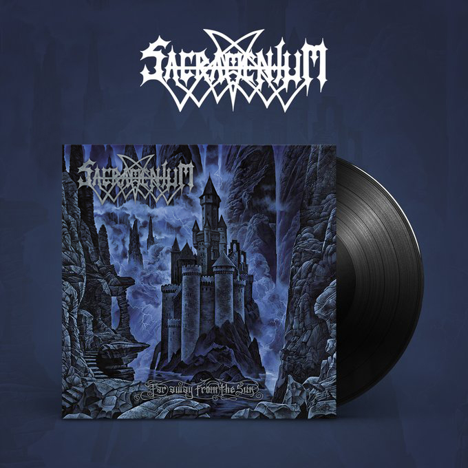 "SACRAMENTUM ""Far Away From the Sun"" LP"